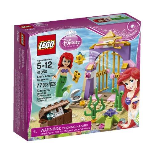 レゴ ディズニープリンセス 6061728 LEGO Disney Princess 41050 Ariel's Amazing Treasuresレゴ ディズニープリンセス 6061728