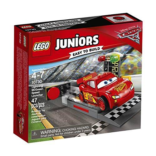 魅了 【送料無料】レゴ ジュニア 10730 ライトニング・マックィーンのスピードランチャー 47ピース LEGO JUNIORS, バッグとスマホポーチかばん創庫 76c323b9