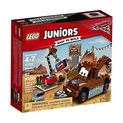 レゴ 6175376 【送料無料】LEGO Juniors Mater's Junkyard 10733 Building Kitレゴ 6175376