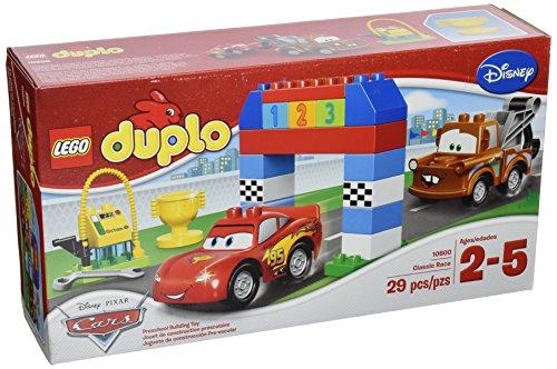 レゴ デュプロ 6101298 【送料無料】LEGO DUPLO Disney Pixar Cars Classic Race 10600レゴ デュプロ 6101298