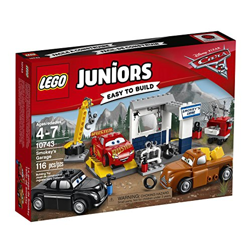 レゴ 6175609 LEGO Juniors Smokey's Garage 10743 Building Kitレゴ 6175609