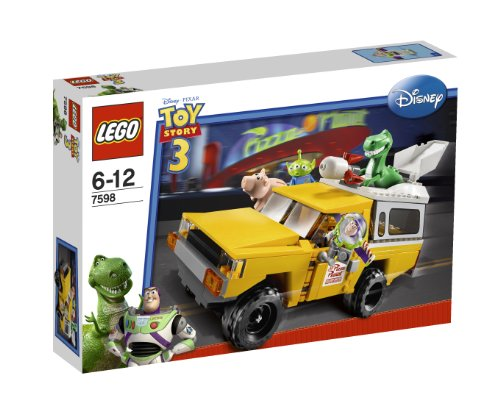 レゴ 7598 【送料無料】LEGO Toy Story 3 Pizza Planet Truck Rescueレゴ 7598