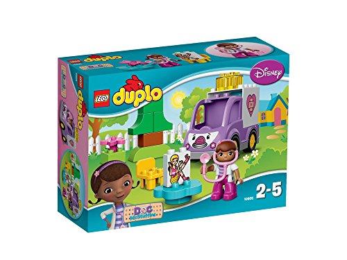 レゴ デュプロ 10605 【送料無料】LEGO duplo Dock of toy doctor ambulance Rosie 10605レゴ デュプロ 10605
