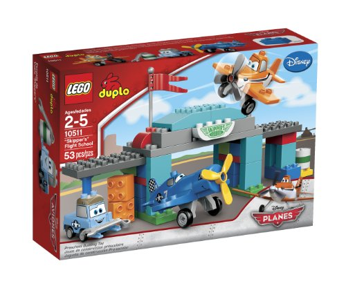レゴ 6024869 LEGO Disney Planes Skipper's Flight Schoolレゴ 6024869, コガシ eeb0a91b