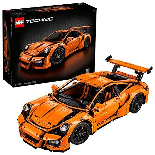 レゴ テクニックシリーズ 42056 【送料無料】2704 Pieces, Gearbox, Working Steering Wheel Porsche Building Toy, 6