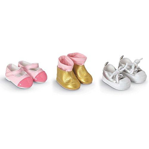 コロール 赤ちゃん 人形 ベビー人形 Y5463 Corolle Girls Mademoiselle Shoes, 14