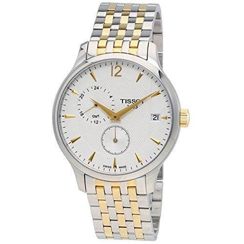 ティソ 腕時計 メンズ TISSOT-T0636392203700 Tissot Tradition Men's Watch - Silverティソ 腕時計 メンズ TISSOT-T0636392203700