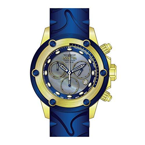 インヴィクタ インビクタ サブアクア 腕時計 メンズ 23930 【送料無料】Invicta Men's 52mm Specialty Subaqua Chronograph Silicone Strap Watch w Elevated Bezel & Carbon Fiber Sidesインヴィクタ インビクタ サブアクア 腕時計 メンズ 23930