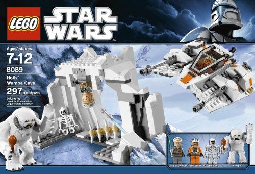 レゴ スターウォーズ 8089 LEGO Star Wars Hoth Wampa Set 8089レゴ スターウォーズ 8089