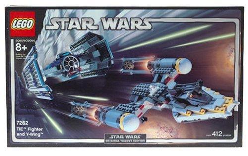 レゴ スターウォーズ 【送料無料】Lego Star Wars Tie Fighter & Y-Wingレゴ スターウォーズ