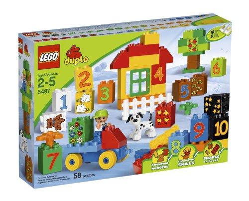 レゴ デュプロ 4568022 LEGO Duplo Learning (5497)レゴ デュプロ 4568022
