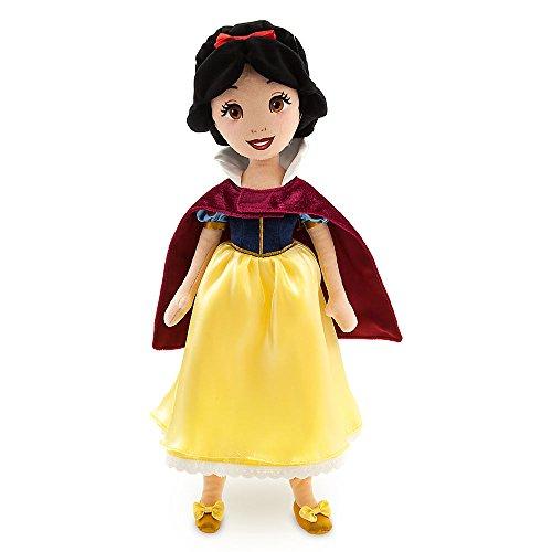 白雪姫 スノーホワイト ディズニープリンセス 412333801030 Disney Snow White Soft Doll - 18 Inch白雪姫 スノーホワイト ディズニープリンセス 412333801030