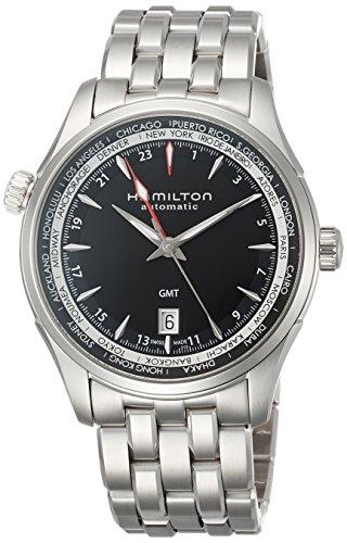 ハミルトン 腕時計 メンズ H32695131送料無料 Hamilton Jazzmaster GMT Auto H32695131ハミルトン 腕時計 メンズ H32695131jGLSMUqzVp