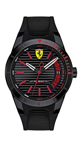 腕時計 フェラーリ メンズ 0830428 【送料無料】FERRARI REDREVT 44 mm Men's Watch腕時計 フェラーリ メンズ 0830428