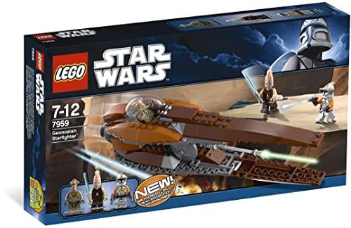 レゴ スターウォーズ 294917 LEGO Star Wars Geonosian Starfighter 7959 (155 pcs)レゴ スターウォーズ 294917