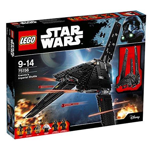 レゴ スターウォーズ 75156 【送料無料】LEGO STAR WARS Krennic's Imperial Shuttle 75156レゴ スターウォーズ 75156