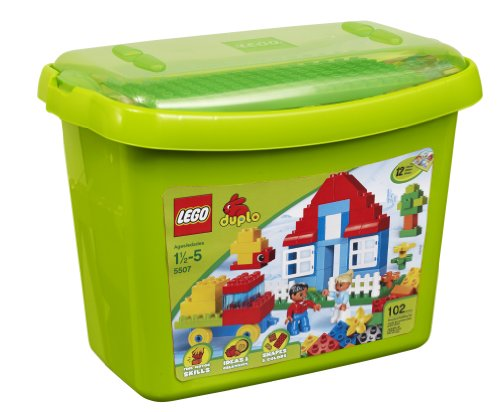 レゴ デュプロ 4568050 LEGO DUPLO Bricks & More Deluxe Brick Box 5507レゴ デュプロ 4568050