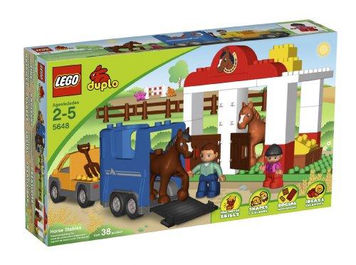 レゴ デュプロ 4567444 LEGO Duplo Legoville Horse Stables 5648レゴ デュプロ 4567444