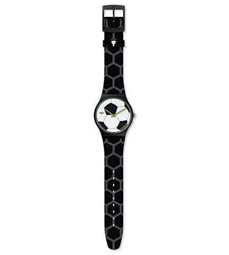 スウォッチ 腕時計 メンズ SUOZ216 【送料無料】Swatch SUOZ216 Originals New Gent Footballissime Unisex Watchスウォッチ 腕時計 メンズ SUOZ216