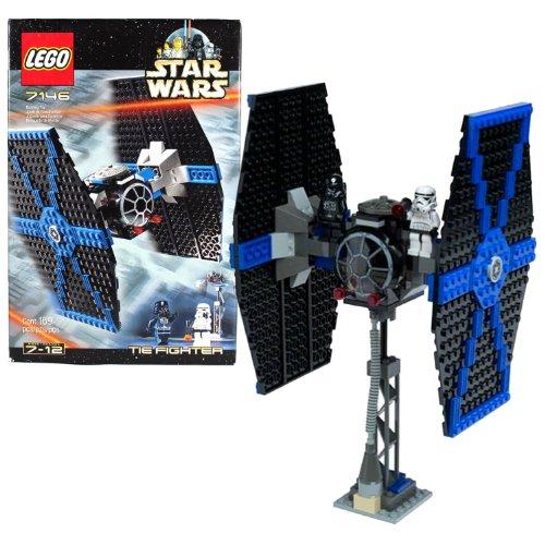 レゴ スターウォーズ 7146 Lego Star Wars #7146 Tie Fighterレゴ スターウォーズ 7146