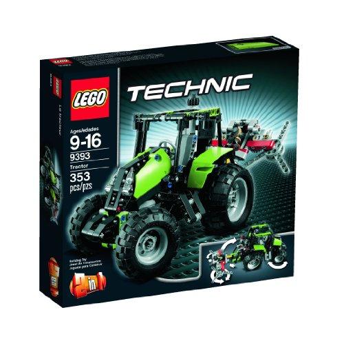 レゴ テクニックシリーズ 4653942 Lego Technic Tractor 9393レゴ テクニックシリーズ 4653942