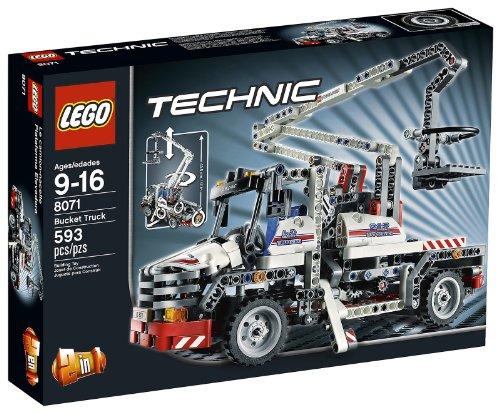 レゴ テクニックシリーズ 4611582 LEGO Technic Bucket Truck 8071レゴ テクニックシリーズ 4611582