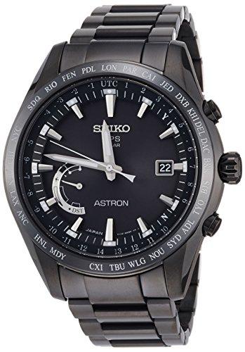セイコー 腕時計 メンズ 夏のボーナス特集 SBXB089 SEIKO Astron SSE089J1 Man Black Titanium Chronographセイコー 腕時計 メンズ 夏のボーナス特集 SBXB089