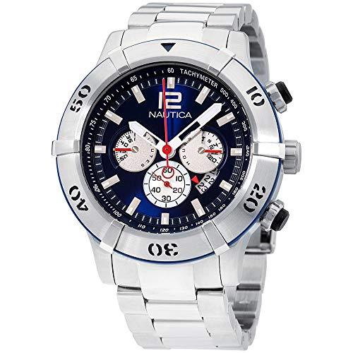 ノーティカ 腕時計 メンズ A36510G 【送料無料】Nautica NCS Quartz Movement Blue Dial Men's Watch A36510Gノーティカ 腕時計 メンズ A36510G