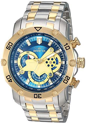 インヴィクタ インビクタ プロダイバー 腕時計 メンズ 22762 【送料無料】Invicta Men's Pro Diver Quartz Watch with Stainless-Steel Strap, Two Tone, 25.9 (Model: 22762)インヴィクタ インビクタ プロダイバー 腕時計 メンズ 22762