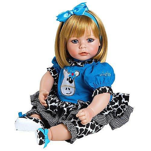 2018新入荷 アドラベビードール おままごと 赤ちゃん リアル inch 本物そっくり おままごと Sandy Adora Baby Doll 20 inch E.I.E.I.O. Sandy (Blond Hair/Blue Eyes)アドラベビードール 赤ちゃん リアル 本物そっくり おままごと, 1st-priority:dcd4e91a --- clftranspo.dominiotemporario.com