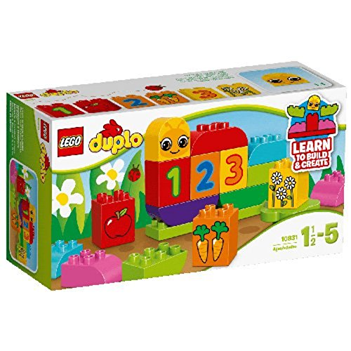 レゴ デュプロ 10831 【送料無料】#10831 LEGO My First Caterpillar [DUPLO My First]レゴ デュプロ 10831