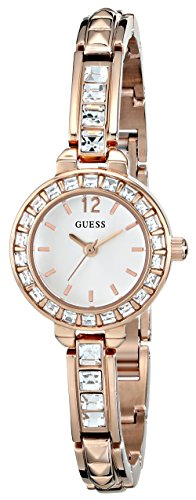 ゲス GUESS 腕時計 レディース U0429L3 【送料無料】GUESS Women's U0429L3 Elegant Rose Gold-Tone Jewelry Inspired Watchゲス GUESS 腕時計 レディース U0429L3