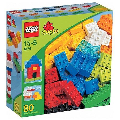レゴ デュプロ LEGO (LEGO) Duplo basic block (XL) 6176レゴ デュプロ