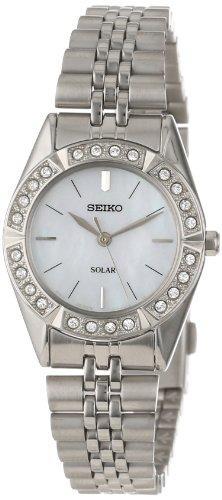 セイコー 腕時計 レディース SUP093 Seiko Women's SUP093 Dress Solar Classic Watchセイコー 腕時計 レディース SUP093
