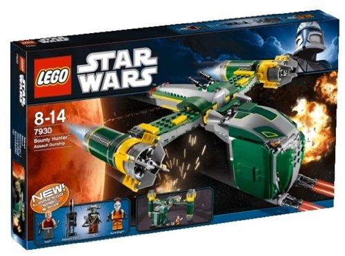 レゴ スターウォーズ 285741 LEGO Star Wars 7930: Bounty Hunter Assaultレゴ スターウォーズ 285741