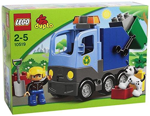 レゴ デュプロ 10519 【送料無料】Lego Duplo 10519 Garbage Truckレゴ デュプロ 10519