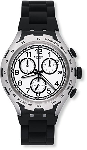 スウォッチ 腕時計 メンズ YYS4020AG 【送料無料】Swatch YYS4020AG Irony Xlite Black Attack Men's Watchスウォッチ 腕時計 メンズ YYS4020AG