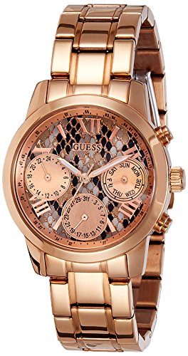 ゲス GUESS 腕時計 レディース W0448L9 GUESS W0448L9,Ladies Rose Gold Tone,Multi-Function,Stainless Steel Case,50m WRゲス GUESS 腕時計 レディース W0448L9