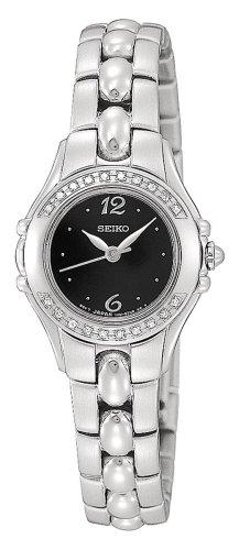 セイコー 腕時計 レディース SXGN15 【送料無料】Seiko Women's SXGN15 Diamond Accented Watchセイコー 腕時計 レディース SXGN15