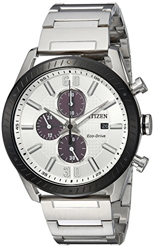 シチズン 逆輸入 海外モデル 海外限定 アメリカ直輸入 CA0668-52A 【送料無料】Citizen Men's Drive Japanese-Quartz Watch with Stainless-Steel Strap, Silver, 22 (Model: CA0668-52A)シチズン 逆輸入 海外モデル 海外限定 アメリカ直輸入 CA0668-52A