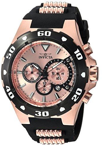 インヴィクタ インビクタ プロダイバー 腕時計 メンズ 24683 Invicta Men's Pro Diver Stainless Steel Quartz Watch with Polyurethane Strap, Two Tone, 30 (Model: 24683)インヴィクタ インビクタ プロダイバー 腕時計 メンズ 24683
