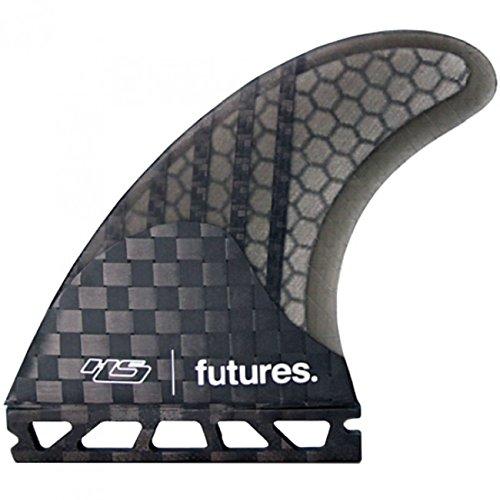 サーフィン フィン マリンスポーツ Future Fins Generation Series Hayden Shapes HS3 V2 Honeycomb Carbon Thruster surfboard fin set (XS)サーフィン フィン マリンスポーツ