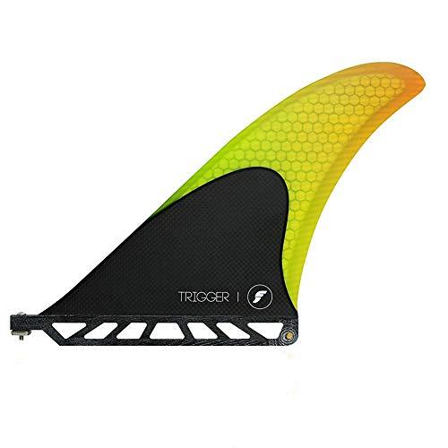 激安 サーフィン フィン Trigger マリンスポーツ Future Fins Stand フィン Up Paddle Board マリンスポーツ SUP Honeycomb Single Trigger Carbon Fiber Finサーフィン フィン マリンスポーツ, ブランド古着 スタートル:a814dc71 --- canoncity.azurewebsites.net