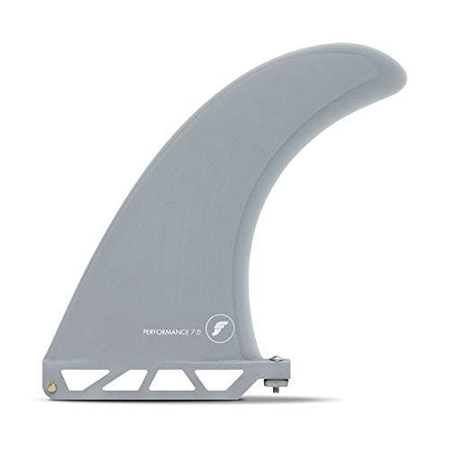 サーフィン フィン マリンスポーツ 【送料無料】Futures Performance Fibreglass Longboard Centre Fin 7 inch Smokeサーフィン フィン マリンスポーツ