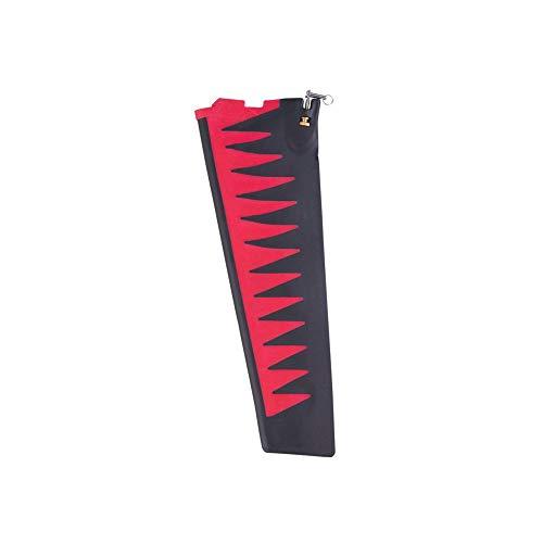 サーフィン フィン マリンスポーツ 夏のアクティビティ特集 Hobie Mirage Turbo Fin Replacement:Red/Black - Turboサーフィン フィン マリンスポーツ 夏のアクティビティ特集