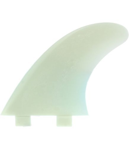 サーフィン フィン マリンスポーツ FCS M7 Natural Glass Tri Fin Setサーフィン フィン マリンスポーツ