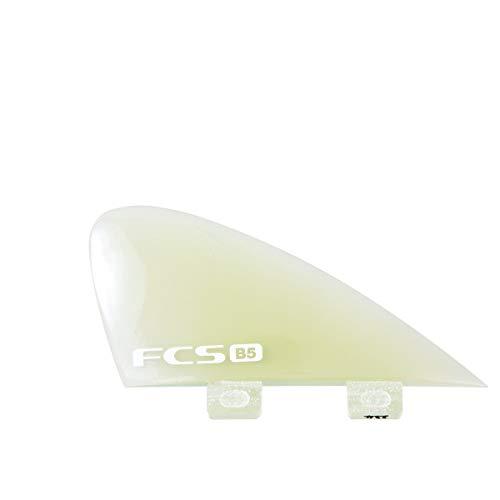 サーフィン フィン マリンスポーツ FCS FCS B5 Bonzer Performance Glass Side Set of Fin One Size Clearサーフィン フィン マリンスポーツ FCS