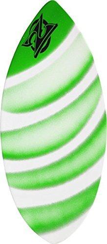 サーフィン スキムボード マリンスポーツ Zap Wedge Medium Skimboard - 45x20 Assorted Greenサーフィン スキムボード マリンスポーツ
