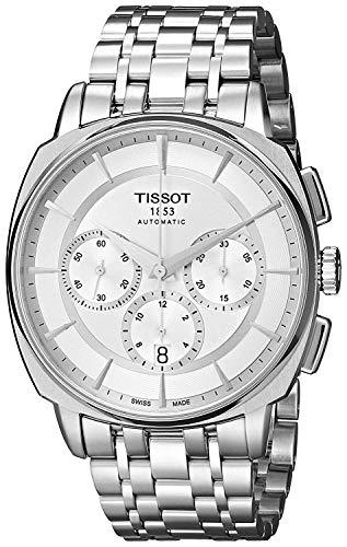 ティソ 腕時計 メンズ T0595271103100 Tissot Men's T0595271103100 T Lord Analog Display Swiss Automatic Silver Watchティソ 腕時計 メンズ T0595271103100