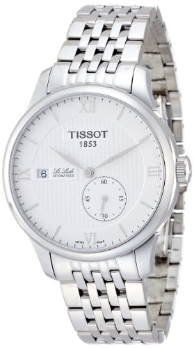 ティソ 腕時計 メンズ T0064281103800 Tissot Le Locle Silver Dial SS Multifunction Automatic Men's Watch T0064281103800ティソ 腕時計 メンズ T0064281103800